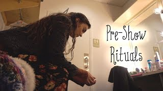 Get Ready with Me - for a show!!