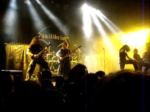 Equilibrium - Der Sturm live at Paganfest(Melkweg, Amsterdam)