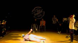 G.V vs Chocol / Hiphop Final / New Impact vol.2