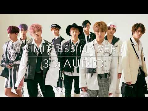 NCT 127 - LIMITLESS [JAPANESE VER.] 3D AUDIO