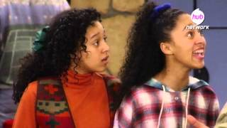 Sister, Sister - Are you a Tia or a Tamera #2 (Promo) - Hub Network