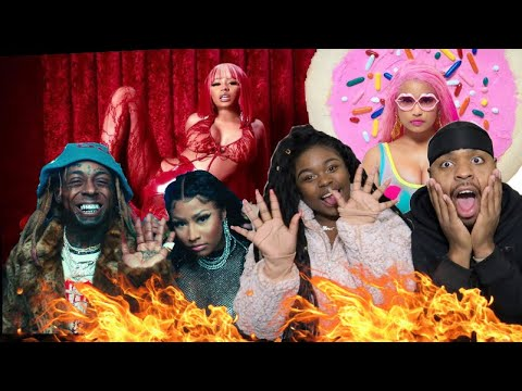 JESUS TAKE THE WHEEL!!! 😩🔥 | Nicki Minaj - Good Form ft. Lil Wayne | REACTION!!!