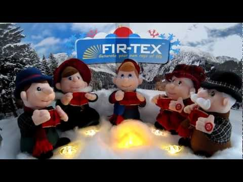 FIR-TEX Christmas Greetings - Merry X-Mas and a Happy 2012