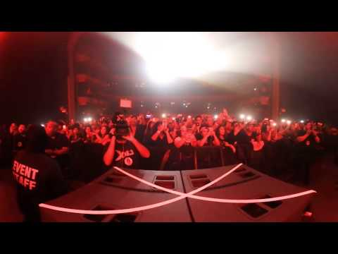 Yandel - Calentura (Live from  Hammerstein BallroomNY) [360 video]