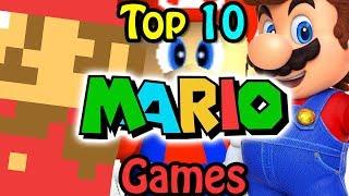 Top 10 Mario Games
