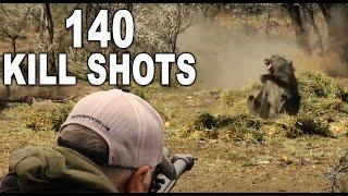 140 KILL SHOT HUNTING COMPILATION!!