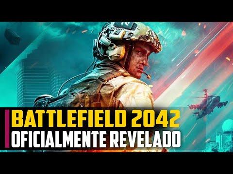 Battlefield 2042 oficialmente REVELADO, Battlefield vai para o FUTURO