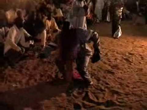 SABAR~Senegalese Wrestlers Dance