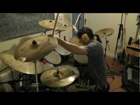 Nickelback - This Means War (Drum Cover) HD