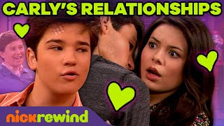 Carly Shay's Relationship Timeline 😍 Every Boyfriend Carly Had | iCarly