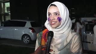 HOLI in Peshawar Nishtar Haal