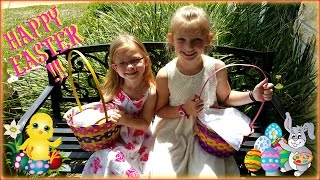 HAPPY EASTER WISHES FROM FRANCESCA AND LEAH !!!