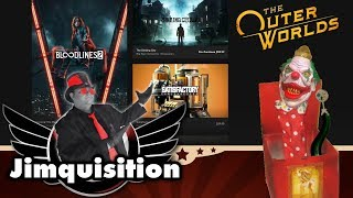The Problems With The Epic Store (The Jimquisition)