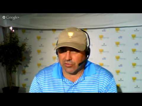 Presidents Cup Hangouts: Angel Cabrera