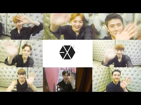 EXO Debut 5th Anniversary Special Message