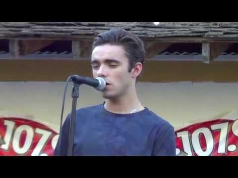 Nathan Sykes - More Than You'll Ever Know - Cal Expo - Sacramento, CA - August 12, 2015
