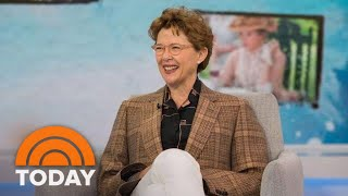 Annette Bening On Her New Film 'The Seagull' And Some Big 'Captain Marvel' News | TODAY