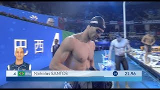 FINA WORLD CHAMPIOSNHIPS 25M   DAY 5