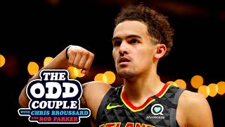 Is it Too Early for Trae Young To Be Talkin' Trash? - Chris Broussard & Rob Parker