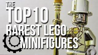 The Top 10 Rarest LEGO Minifigures