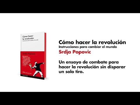 Srdja Popovic, autor de COMO HACER LA REVOLUCIÓN