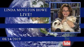 Linda Live  – 08/14/2019 - Toxic Blue-Green Algae, Fast Radio Bursts from Space & Live Chat Q&A