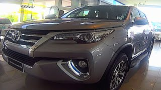 Toyota Fortuner 2016 Video review New ...