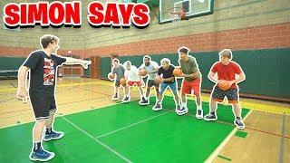 SIMON SAYS BASKETBALL