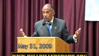 John Conyers Calls Out Charlie Rangel May 31, 2009