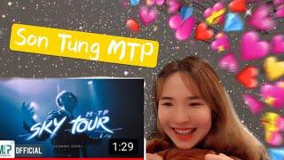 【LirriJ】Sơn Tùng M-TP_Sky Tour 2019 Trailer_Reaction