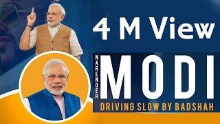 Driving Slow | Narender Modi | Rap Badshah | Entertainment Video  | Unit Joker  2016