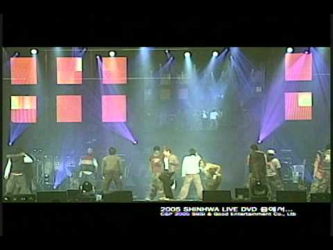 GROUP SHINHWA - 'Oh!' Official Music Video