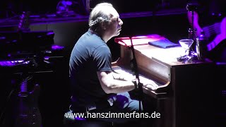 Hans Zimmer - Inception - Hans Zimmer Live - Orange - 05.06.2016