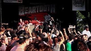 Beartooth - Full Set - 2017 Vans Warped Tour - Holmdel, NJ. 07/15/17