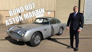 Aston Martin DB5 Review - James Bond 007