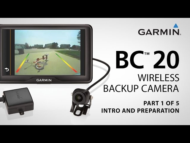 BC™ 20 Wireless Camera Tutorial Videos   Garmin   United States