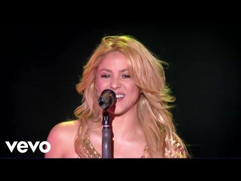 Shakira - Whenever, Wherever (Live From Paris)