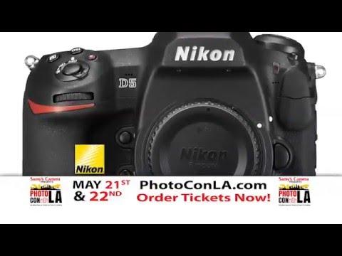 Samy's Camera & Nikon Present PhotoCon LA!