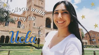 a college week in my life || being a student at ucla (vlog)