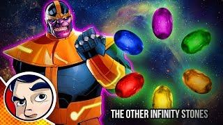 13 Other Infinity Stones & Gauntlets
