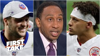 Stephen A.: Josh Allen is more valuable than Patrick Mahomes to his team | First Take