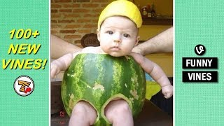 THIS ONE will make you LAUGH FOREVER - FUNNY and CUTE KID, BABY and TODDLER vine COMPILATION