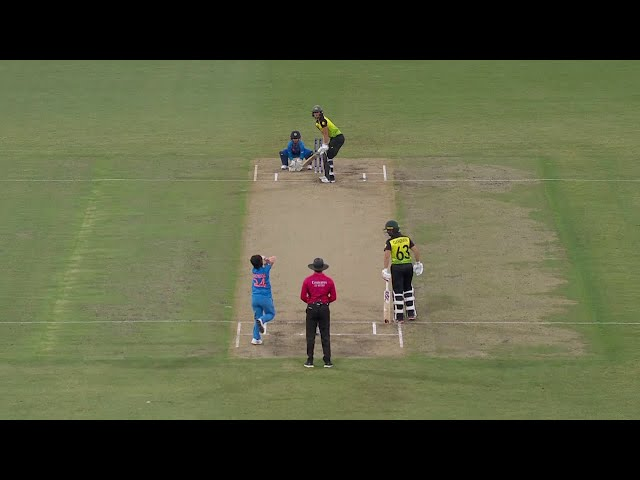 ICC Womens T20 World Cup: Best of bowled dismissals