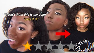 I WENT TO THE WORST REVIEWED MAKEUP ARTIST IN MY CITY FOR WEDDING/PROM/HOMECOMING😭 *MUST WATCH*