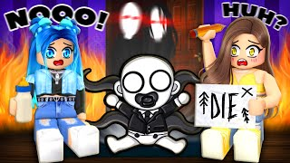 Are you scared of this Roblox BABY?