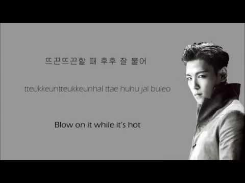 DOOM DADA - T.O.P Hangul/Rom/Eng Lyrics