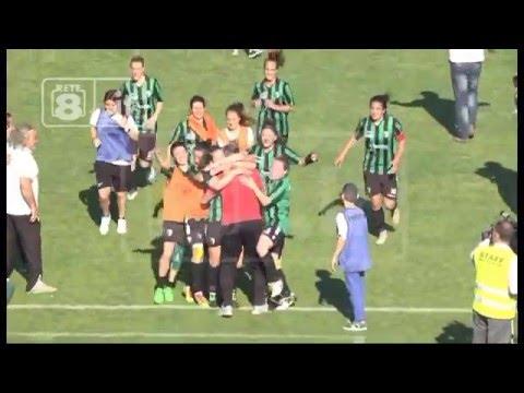Calcio Femminile - Chieti in serie A!