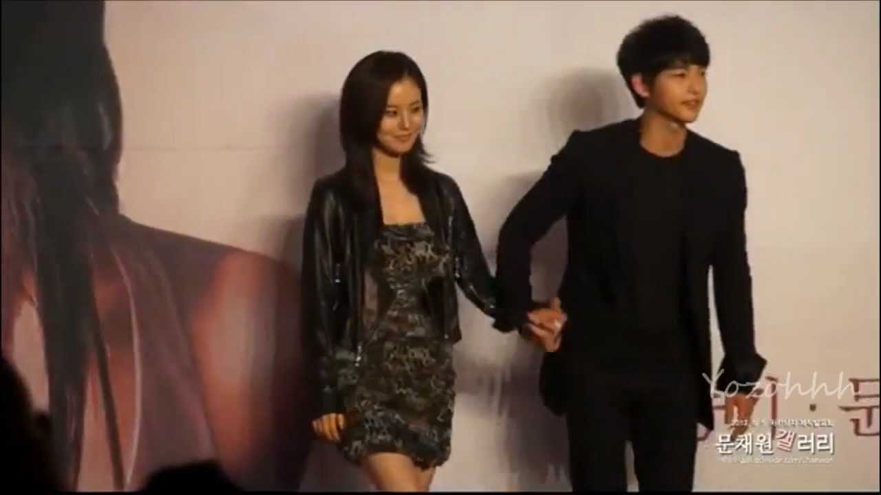 song joong ki and moon chae won relationship help