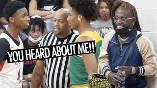 MIKEY WILLIAMS NEARLY FIGHTS 1V1 IN FRONT OF JACQUEES!!