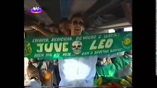 A mítica invasão a Madrid - 1994/1995